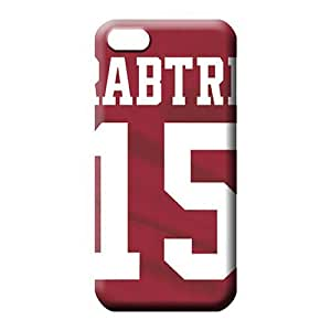 MMZ DIY PHONE CASEipod touch 5 Popular Bumper series cell phone carrying covers san francisco 49ers nfl football