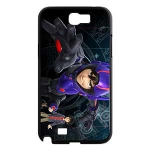 Big Hero 6 FG0084701 Phone Back Case Customized Art Print Design Hard Shell Protection Samsung Galaxy Note 2 N7100