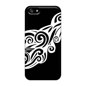 Cute Appearance Cover/tpu EUfzfdK8355QpdAr Frosty Wave Case For Iphone 5/5s