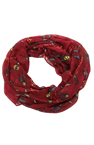 elope Harry Potter Golden Snitch Lightweight Infinity Scarf