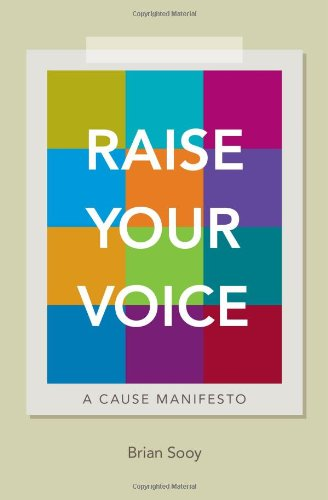Raise Your Voice Cause Manifesto