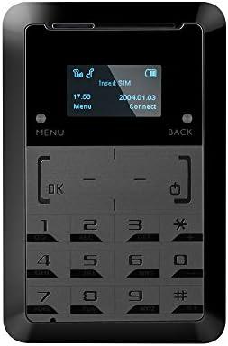 تلفن همراه بدون قفل Coofone Ultra Slim 2G GSM (مشکی)