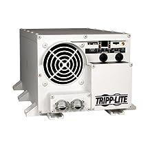 Tripp LiteRV1012ULHW 1000W RV Inverter/Charger 12VDC or 120V AC Input 14/55A Hardwire