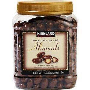 Kirkland Milk Chocolate Almonds Dubai