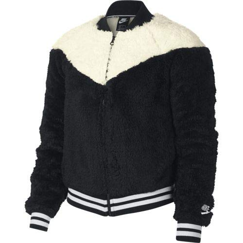 Nike Women's Sportswear Sherpa Bomber Jacket