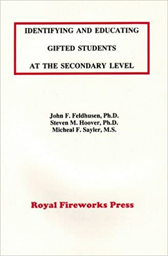 Identifying and Educating Gifted Students at Secondary Level Paperback – June 1, 1990