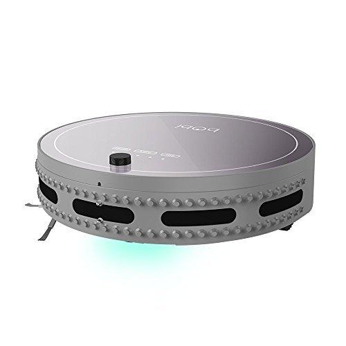 bObi Pet Robotic Vacuum Cleaner, Silver by bObsweep