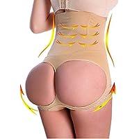junlan alta cintura Butt Lifter Tummy Control Boy pantalones cortos de botín Glúteos Control