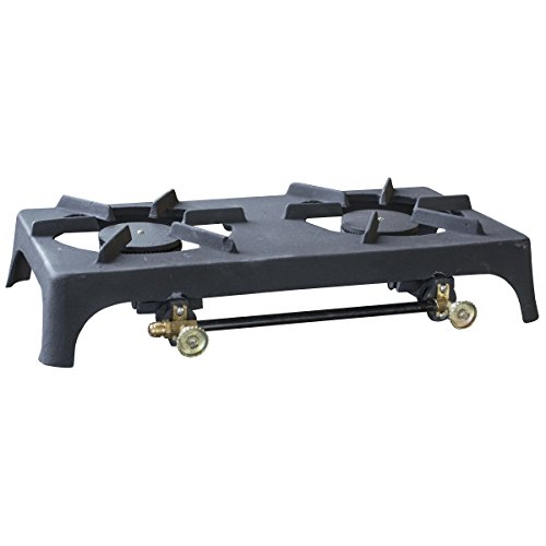 double burner gas stove - 9