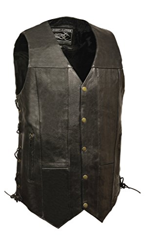 Event Leather Vest - 8