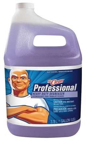Cleaner Degreaser, Bottle, 1 gal., PK4