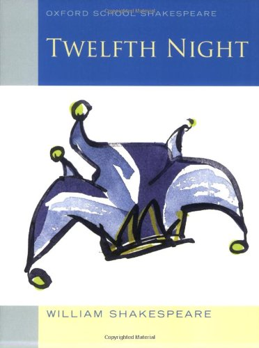 Book cover for Twelfth Night