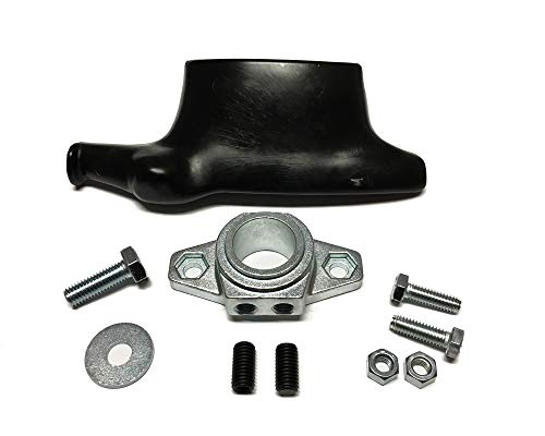 Made in USA Replacement Nylon Mount/Demount Head Kit for CORGHI, Hunter TCX, CEMB Tire Changer