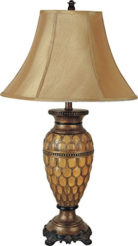 Table Lamp in Antique - Honey ()