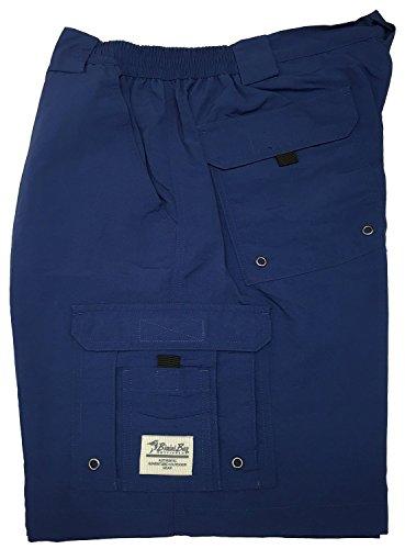 Bimini Bay Outfitters Boca Grande Short, Blue, 34