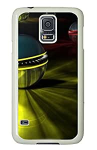 Samsung Galaxy S5 discount cases Spheres 3D PC White Custom Samsung Galaxy S5 Case Cover