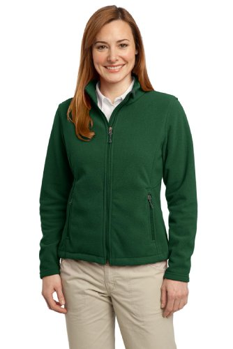 Port Authority Women's Value Fleece Jacket XL Forest Green -