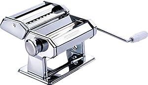 Nudel-Maschine mit 9 verschiedenen Pastastärken Pasta-Maschine Pasta-Maker...