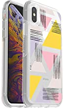 OtterBox Symmetry Series Case for iPhone Xs & iPhone X - Non-Retail Packaging - Love Triangle