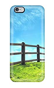 Awesome Case Cover/iphone 6 Plus Defender Case Cover(heavens Fence Nature Heaven Digital)