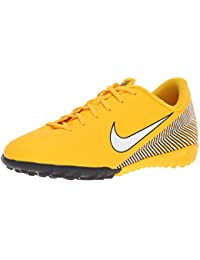Kids Soccer Neymar Jr. Mercurial Vapor XII Academy Turf Shoes
