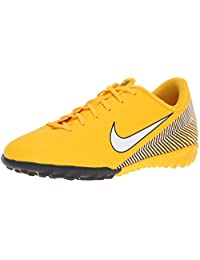Nike Kids Soccer Neymar Jr. Mercurial Vapor XII Academy Turf Shoes