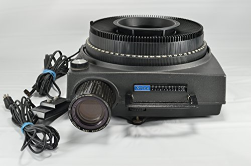 Vintage Kodak Carousel 850 Slide Projector with 140 Tray
