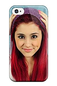 Iphone Case Tpu Case Protective For Iphone 4/4s Ariana Grande