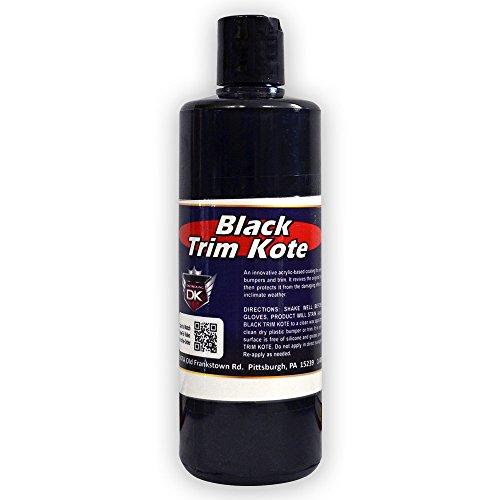 Detail King Trim Kote Black Pint