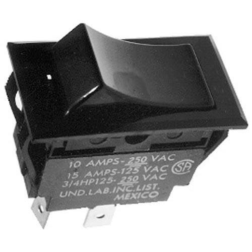 Frymaster 8073580 Rocker Switch 7/8 X 1-1/2 Spst Cleveland Skillet Dean Fryer Garland Grill 421154 42-1154