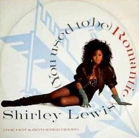 Shirley Lewis - You Used To Be Romantic - Breakout: Shirley ...