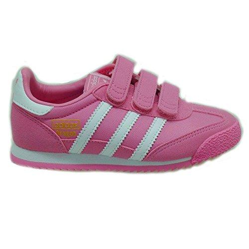 Zapatillas Deportivas Rosa Adidas Dragon OB CF C BB2495: Amazon.es: Zapatos y complementos