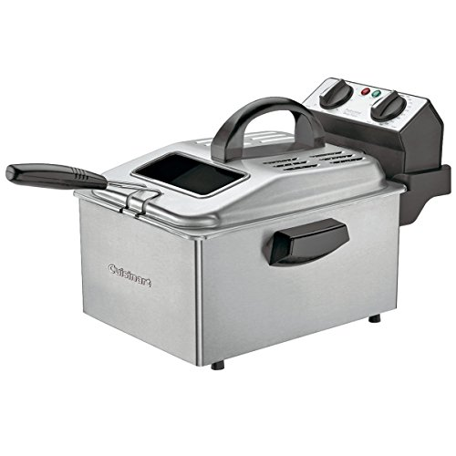 best indoor deep fryer