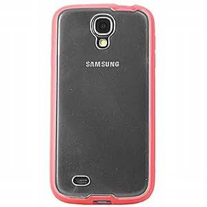 GSA069 Mocca Design carcasa de silicona para Samsung Galaxy S4 - rosa