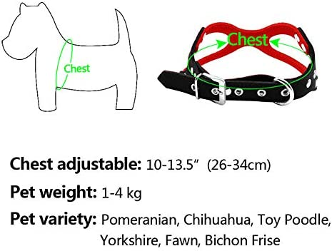 Pet Sling Carrier and Dress Set for dogs poodle chihuahua Yorkies and cats and ferrets snap animals