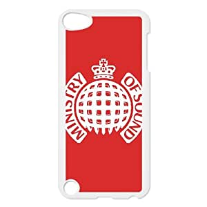 ministry of sound 4 iPod Touch 5 Case White Present pp001-9467036