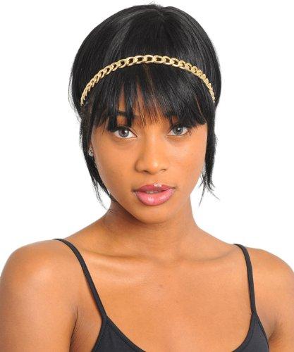Fashion Gold Chain Headband / Head Chain