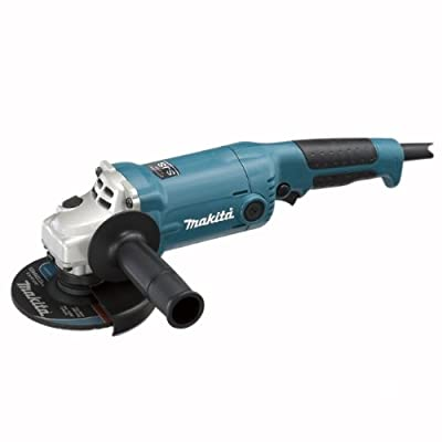 Makita GA5020Y 5-Inch Angle Grinder with Super Joint System