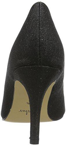 Menbur Women's Toba Closed Toe Heels Black (Schwarz) VH13PF16v4