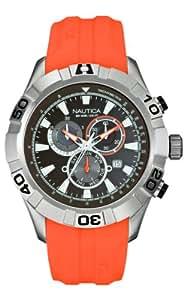 Nautica A18627G - Reloj cronógrafo de cuarzo para hombre