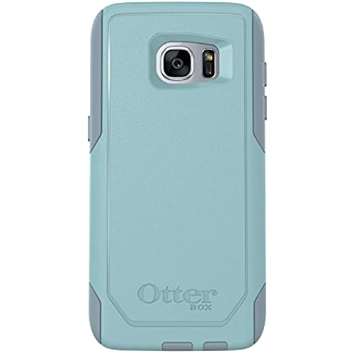 OtterBox COMMUTER SERIES Case for Samsung Galaxy S7 EDGE - BAHAMA WAY (BAHAMA BLUE/WHETSTONE BLUE) (Certified Sales