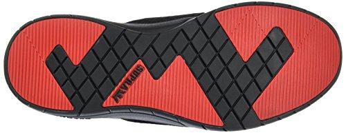 Supra X Assassins Creed Sax Skor Mens Svarta Athletic Tränare Sneakers