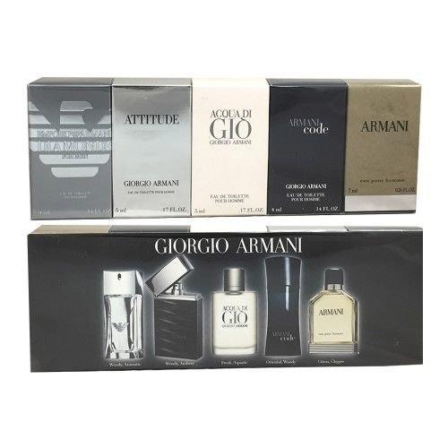 De Acqua Homme Armani Eau Toilette Pour Giorgio Miniature Code l1J3cFuKT