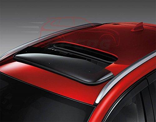 KPGDG Fit for Mazda CX-3 CX3 2016-2020 4Pcs Roof Rail Roof Rack Side Rail Bar Cross Bars