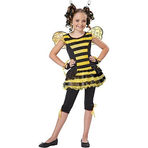 California Costumes Buzzin Around Child Costume, X-Small by California Costumes - Buzzin Around Girls Costume