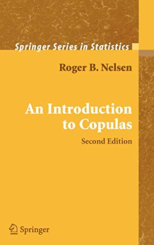 An Introduction to Copulas (Springer Series in Statistics)