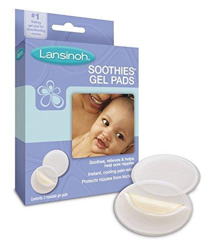 Lansinoh Soothies Gel Pads (2 Pack; 2 Ct each)