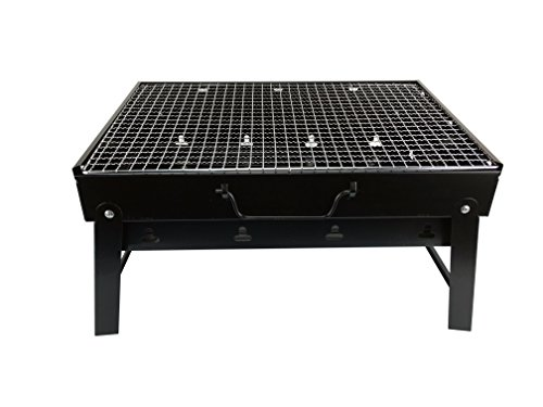 Ospard Camping Trip Portable BBQ Charcoal Grill - List Trip Camping