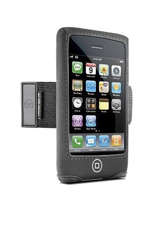 DLO Action Jacket for iPhone 3G, 3G S (Black) - Dlo Action Jacket Soft Case