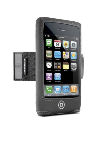DLO Action Jacket for iPhone 3G, 3G S (Black) (Jacket Dlo 17 Action)